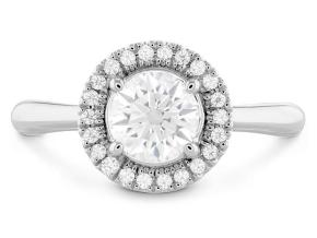 Engagement Rings from the Destiny - By Hearts On Fire - Style #: HBRDSTH00428WAA-C
