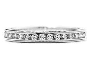 Wedding Rings from the ETERNE - By Hearts On Fire - Style #: ETRR00308R-C
