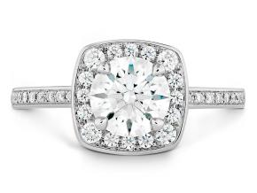 Engagement Rings from the Euphoria - By Hearts On Fire - Style #: HBREPCH00708WA-C