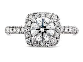 Engagement Rings from the Euphoria - By Hearts On Fire - Style #: HBREPH01008WA-C