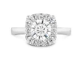 Engagement Rings - By Hearts On Fire - Style #: HBRSCH00508WAA-C