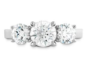 Engagement Rings from the Illustrious - By Hearts On Fire - Style #: HBR3ILL02158WC-C