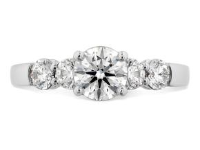 Engagement Rings from the Multiplicity - By Hearts On Fire - Style #: HBR5HRT00588WAA-C