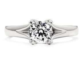 Engagement Rings from the Seduction - By Hearts On Fire - Style #: HBRSED00338W-C