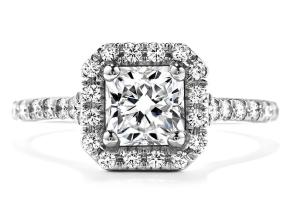 Engagement Rings from the Transcend - By Hearts On Fire - Style #: HBRTCD00658WAA-C