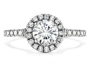 Engagement Rings from the Transcend - By Hearts On Fire - Style #: HBRTCR00658WAA-C