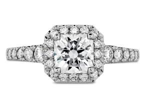 Engagement Rings from the Transcend - By Hearts On Fire - Style #: HBRTCPD00908WA-C