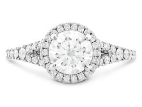 Engagement Rings from the Transcend - By Hearts On Fire - Style #: HBRTRPHS00708WAA-C
