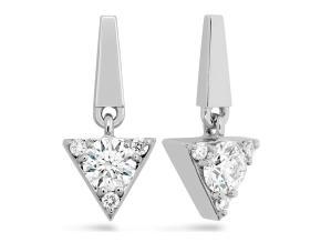Earrings - By Hearts On Fire - Style #: HFETRID00328R