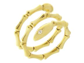 Rings from the Bamboo Navette - By Chimento - Style #: 1A05843B11140