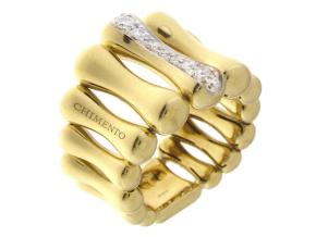 Rings from the Bamboo Over - By Chimento - Style #: 1A05891B12140