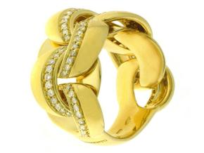 Rings from the Link Infinity - By Chimento - Style #: 1A07991B11140