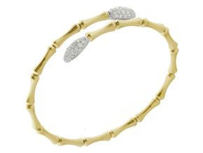 Bracelets from the Bamboo Navette - By Chimento - Style #: 1B05841BB2180