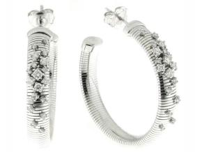 Earrings from the Stardust - By Chimento - Style #: 1O02086B15000