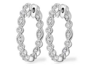 Earrings - By KC Designs - Style #: E8243