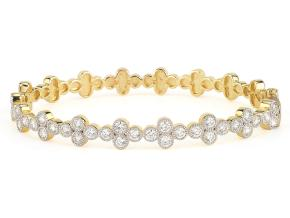 Bracelets from the FALL 17 - By JudeFrances - Style #: B35S15-WDCB-6.5-Y