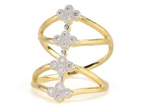 Rings from the FALL 17 - By JudeFrances - Style #: R17S15-WDCB-6.5-Y