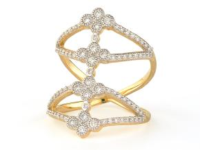 Rings from the FALL 17 - By JudeFrances - Style #: R18S15-WDCB-7.5-Y