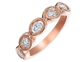 Wedding Rings from the Oasis - By Gumuchian - Style #: R639HPK3.6