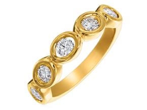 Wedding Rings from the Oasis - By Gumuchian - Style #: R639HY3.6