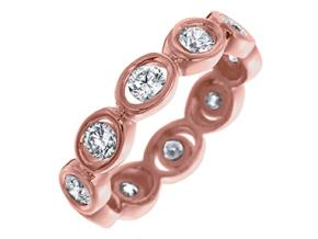 Wedding Rings from the Oasis - By Gumuchian - Style #: R639PK3.6
