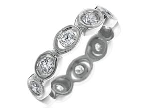 Wedding Rings from the Oasis - By Gumuchian - Style #: R639W3.6