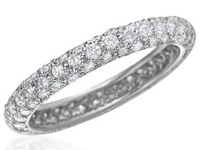 Wedding Rings - By Gumuchian - Style #: R672HWG2