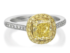 Engagement Rings - By Gumuchian - Style #: R785PFIY