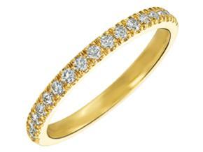 Wedding Rings - By Gumuchian - Style #: R856GHY