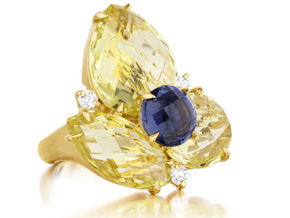 Rings from the Cluster - By Carelle - Style #: AP719Y8LQIOD