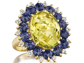 Rings from the Cluster - By Carelle - Style #: BA125Y8LQIOD