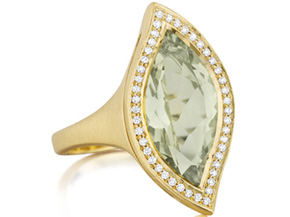 Rings from the Leaf - By Carelle - Style #: BA212Y8GQD