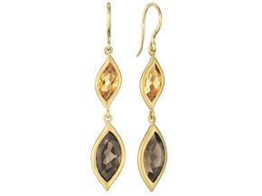 Earrings from the Leaf - By Carelle - Style #: BA235Y8SQOC