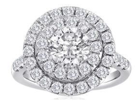 Engagement Rings - By Imagine Bridal - Style #: 61416D-1.2