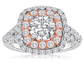 Engagement Rings - By Imagine Bridal - Style #: 61546D-WR-1.1