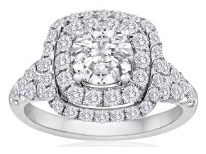 Engagement Rings - By Imagine Bridal - Style #: 61546D-1.1