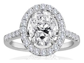 Engagement Rings - By Imagine Bridal - Style #: 62156D-1-4