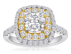 Engagement Rings - By Imagine Bridal - Style #: 63126D-WY-1-3