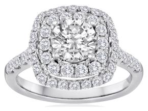Engagement Rings - By Imagine Bridal - Style #: 63126D-1-3