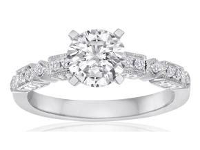 Engagement Rings - By Imagine Bridal - Style #: 63136D-1-10