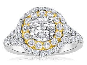 Engagement Rings - By Imagine Bridal - Style #: 63516D-WY-1.1