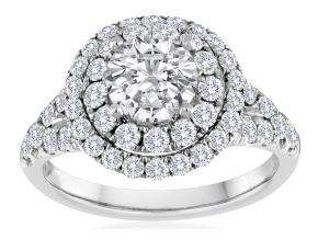 Engagement Rings - By Imagine Bridal - Style #: 63516D-1.1