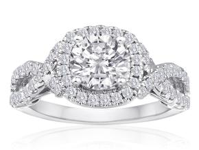 Engagement Rings - By Imagine Bridal - Style #: 63606D-3-5