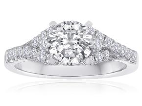 Engagement Rings - By Imagine Bridal - Style #: 64226D-2-5