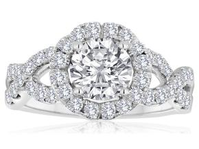 Engagement Rings - By Imagine Bridal - Style #: 64386D-5-8