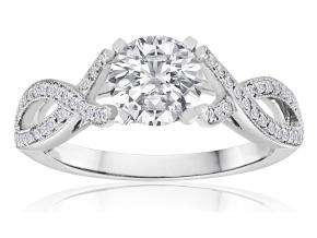Engagement Rings - By Imagine Bridal - Style #: 64606D-1-5