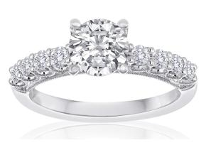 Engagement Rings - By Imagine Bridal - Style #: 66116D-1-2
