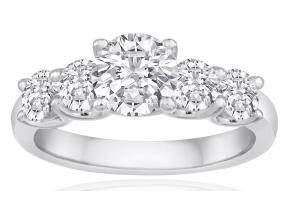 Engagement Rings - By Imagine Bridal - Style #: 67856D-1