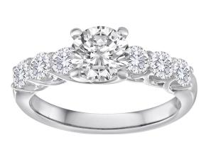 Engagement Rings - By Imagine Bridal - Style #: 68076D-1