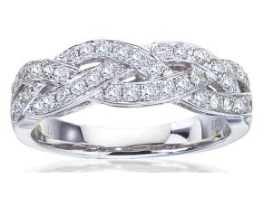Wedding Rings - By Imagine Bridal - Style #: 72406D-1-2
